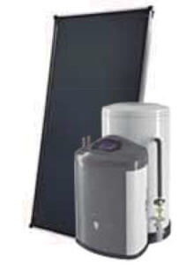 Ariston kits solaire thermique 220x300 - Chauffe-eau Thermodynamique - Chauffe-eau Thermodynamique