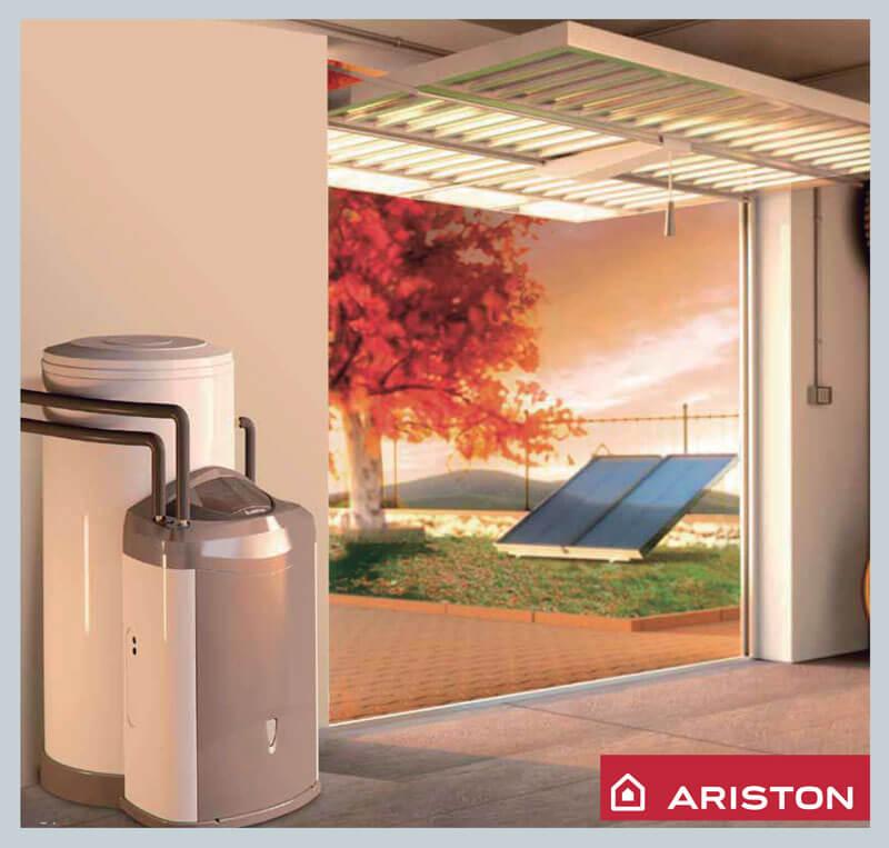 Ariston solaire thermique - Chauffe-eau Thermodynamique - Chauffe-eau Thermodynamique