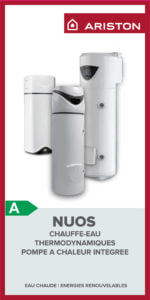 ariston NUOS solaire thermique 150x300 - Gamme Solaire Thermique Ariston - Gamme Solaire Thermique Ariston