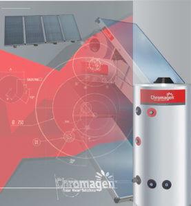 chromagen solaire equipement 277x300 - Gamme Solaire Thermique Chromagen - Gamme Solaire Thermique Chromagen