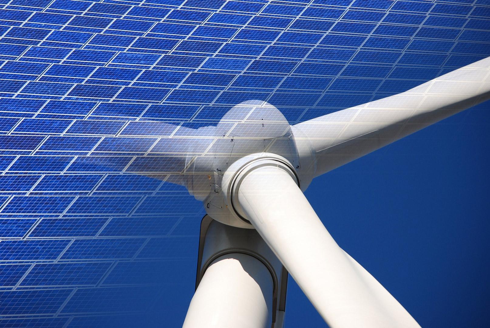 energie solaire eolien - énergies renouvelables - énergies renouvelables