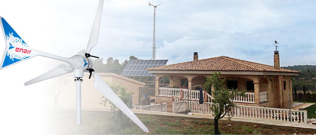 eolienne 5kw 1024x438 - Turbines pour systèmes éoliens - Turbines pour systèmes éoliens