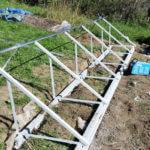 installation panneaux solaires preparation sol 150x150 - Installation photovoltaïque au sol - Installation photovoltaïque au sol