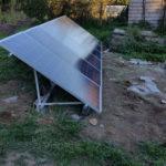 installation panneaux solaires sol 150x150 - Installation photovoltaïque au sol - Installation photovoltaïque au sol