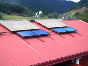 installation solaire thermique caserne 300x225 - Portfolio - Portfolio