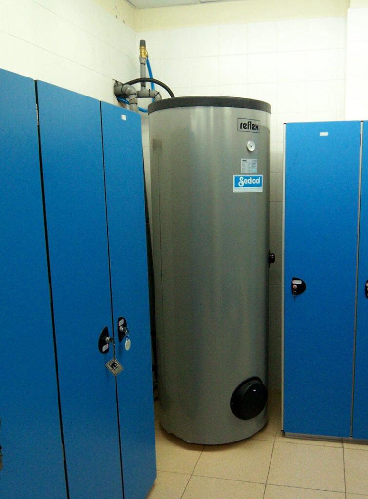 installation solaire thermique chauffeau 755x1024 - Les ballons thermodynamiques. - Les ballons thermodynamiques.