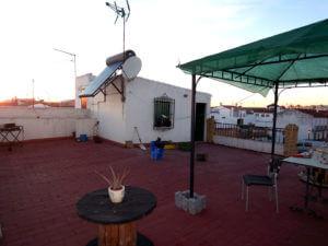 installation solaire thermique terrasse toit 300x225 - Portfolio - Portfolio