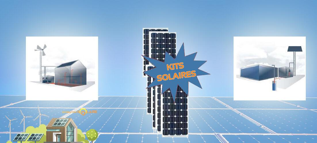 kits solaire photovoltaique - Gamme Solaire Photovoltaïque - Gamme Solaire Photovoltaïque