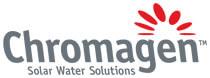 logo chromagen chauffage solaire - Génération solaire - Génération solaire