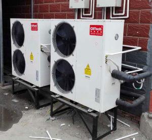 pompe a chaleur 2 300x275 - Solaire Thermique - Solaire Thermique